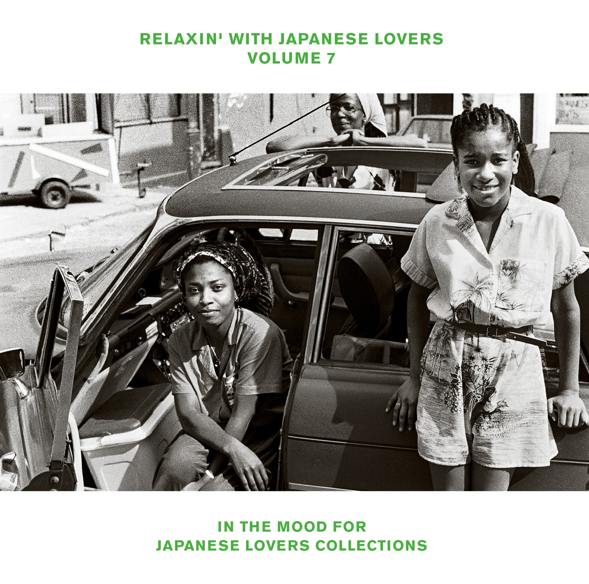 RELAXIN' WITH JAPANESE LOVERS VOLUME 7